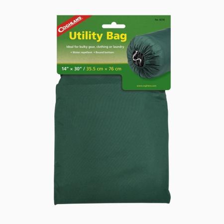 COGHLANS 8230 Нейлоновый мешок для вещей 35,5 х 76 см. Зеленый