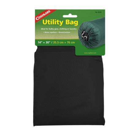 COGHLANS 8230black Нейлоновый мешок для вещей 35,5 х 76 см. Чёрный