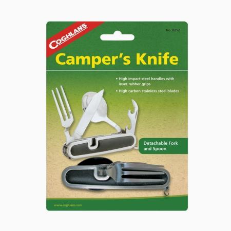 Фото - COGHLANS 8252 Складной нож для кемпинга feirsh многофункциональный маленький складной портативный нож