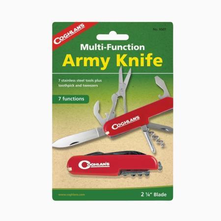 COGHLANS 9507 Многофункциональный туристический нож (7 функций) sems28 bga
