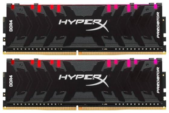 Оперативная память 16Gb (2x8Gb) PC4-23400 2933MHz DDR4 DIMM CL15 Kingston HX429C15PB3AK2/16 цены онлайн