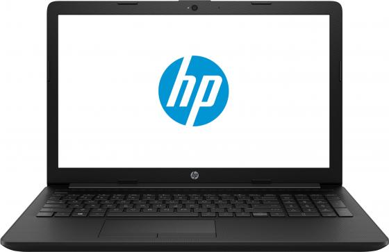 Ноутбук HP15 15-db0204ur 15.6 1366x768, AMD A4-9125 2.3GHz, 4Gb, 500Gb, DVD-RW, WiFi, BT, Cam, DOS, черный ноутбук acer extensa ex2519 p9dq pentium n3710 4gb 500gb dvd rw intel hd graphics 405 15 6 hd 1366x768 linux black wifi bt cam 3500mah