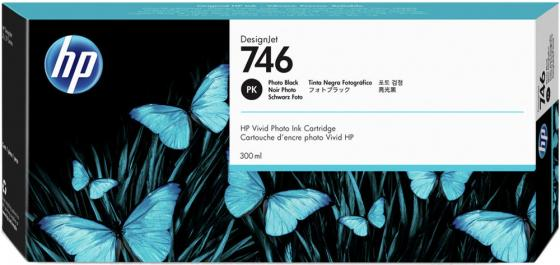 HP 746 300-ml Photo Black Ink Cartridge