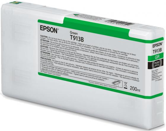 Epson I/C Green (200ml) epson i c light cyan 200ml