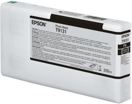 Epson I/C Photo Black (200ml) epson i c light cyan 200ml