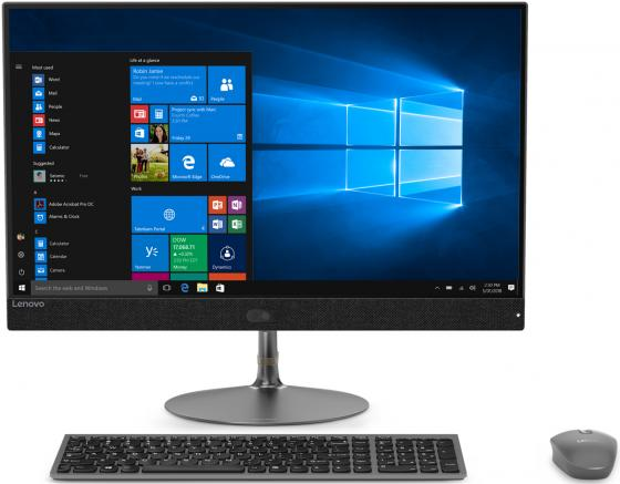 Моноблок 23.8 Lenovo IdeaCentre 730S-24 1920 x 1080 Intel Core i3-7020U 8Gb 1 Tb 16 Gb AMD Radeon 530 2048 Мб Windows 10 Home серый F0DX001CRK F0DX001CRK