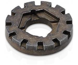 Переходник ПРАКТИКА HEX/OIS12 для МФИ Renovator, Rockwell, Worx, Fein [240-607] motor rs 550vd 6532 for worx wu390 wx390 wu390 9 rockwell 20v h3 qn147y12 impact wrench