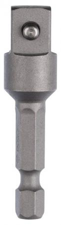 Bosch 2608551108 Перех д/торц ключа 3/8,хвостовик 1/4'' HEX 3pcs wrench sleeve extension bar hex shank drive power drill bit socket driver adapter set 1 4 3 8 1 2