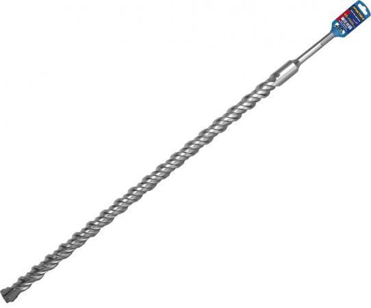 Бур SDS-MAX ПРАКТИКА 40 х 1000 мм, КВАДРО [648-045] бур 14х950 1000 мм sds plus практика стандарт