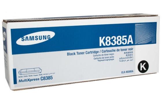 Картридж HP CLX-K8385A для Samsung CLX-8385N CLX-8385ND 20000 Черный