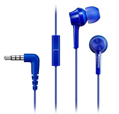Гарнитура Panasonic RP-TCM115GCA синий цена