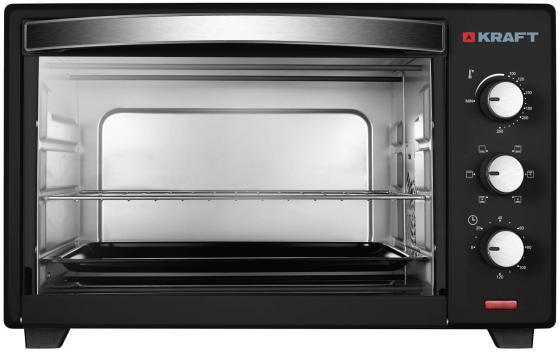 KRAFT KF-MO 4502 KBL Мини-печь черный цена и фото