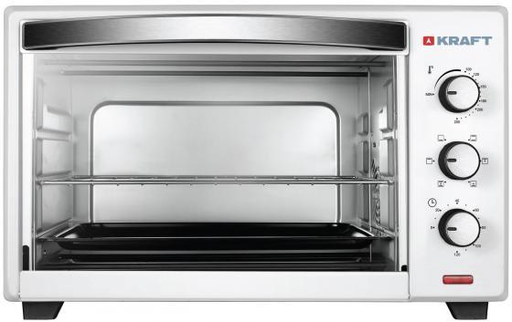 KRAFT KF-MO 4501 KW Мини-печь белый цена