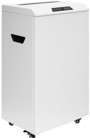 ГЕЛЕОС Шредер УО90-2, DIN P-2 (2 ур-нь секр.), полоса 3,9мм, 36-39 лист (70г/м2), CD/пл.карты/скрепки/скобы, 90 литров шредер hsm securio c16 3 9 din p 2 t 2 e 2 полоса 3 9мм 15 лист 25 литр монолит ножи уничт скобы скрепки пл карты