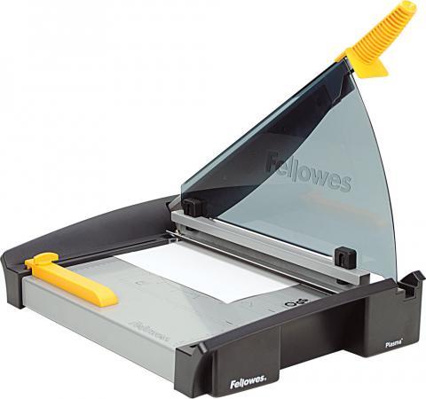 Резак сабельный Fellowes®, Plasma A4, 40 листов, длина резки 380 мм, SafeCut™Guard гелеос рс a4 1 резак сабельный цвет синий