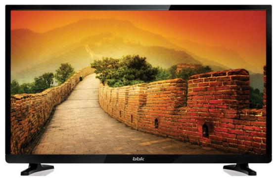 Телевизор LED 28 BBK 28LEM-1044/T2C черный 1366x768 50 Гц VGA USB цена