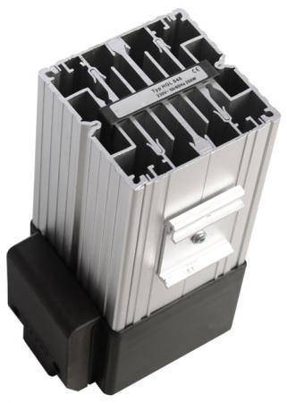 ЦМО Нагреватель 400 Вт полупроводниковый Rem, 220 В с вентилятором (HGL046-400W)