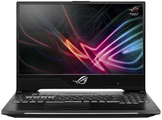 """Ноутбук ASUS ROG HERO II Edition GL504GM-ES169T 15.6"""" 1920x1080 Intel Core i7-8750H 1 Tb 256 Gb 16Gb Bluetooth 5.0 nVidia GeForce GTX 1060 6144 Мб черный Windows 10 Home 90NR00K1-M02810 цена и фото"""