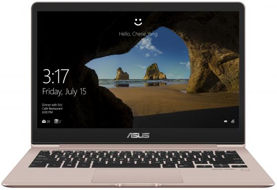 Ноутбук ASUS Zenbook 13 UX331UAL-EG058R 13.3 1920x1080 Intel Core i5-8250U 512 Gb 8Gb Intel UHD Graphics 620 розовый Windows 10 Professional 90NB0HT4-M03050