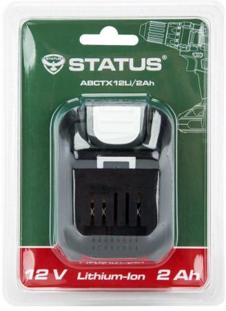 Аккумулятор для STATUS Li-ion CTX12, CTX12-2Li аккумулятор status abct12