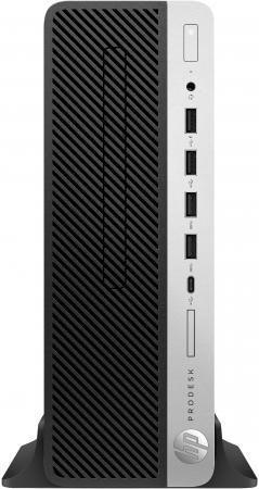 Компьютер HP ProDesk 600 G4 SFF Intel Core i3 8100 4 Гб 1 Тб Intel UHD Graphics 630 Windows 10 Pro 3XW87EA системный блок hp prodesk 400 g5 intel core i5 8500 8 гб 1 тб intel uhd graphics 630 windows 10 pro 4hr73ea