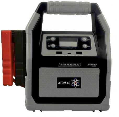 цена на Пусковое устройство AURORA ATOM 40 12/24V. 40000 mAh. Пиковый ток 12/24В 2000 А