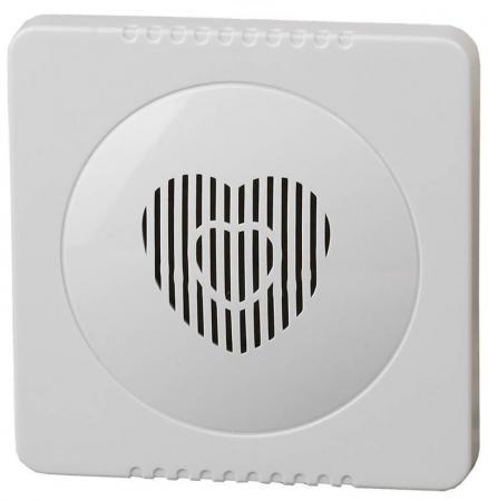 Звонок СВЕТОЗАР SV-58031 симфония электрический 12 мелодий 3В звонок электрический беспроводной светозар любимая мелодия 58075