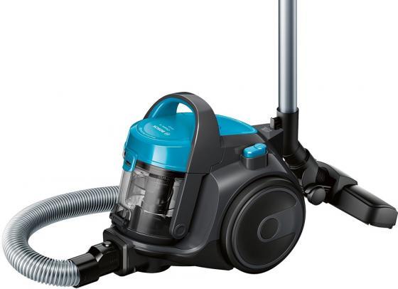 Пылесос Bosch BGS05A221 сухая уборка синий черный vacuum cleaner bosch bgs05a221 bgs05a225