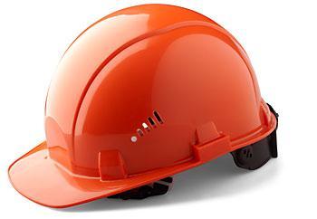 Каска РОСОМЗ 6622 с храповиком оранжевая (75714)(1 кор.-15 шт.) каска росомз 75614 защитная сомз 55 favorit trek rapid оранжевая
