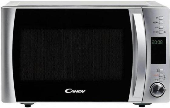 Микроволновая печь Candy CMXW 22DS 800 Вт серебристый цена и фото