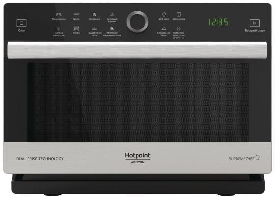 Hotpoint-Ariston MWHA 338 IX Микроволновая печь микроволновая печь hotpoint ariston mwha 2422 ms mwha 2422 ms