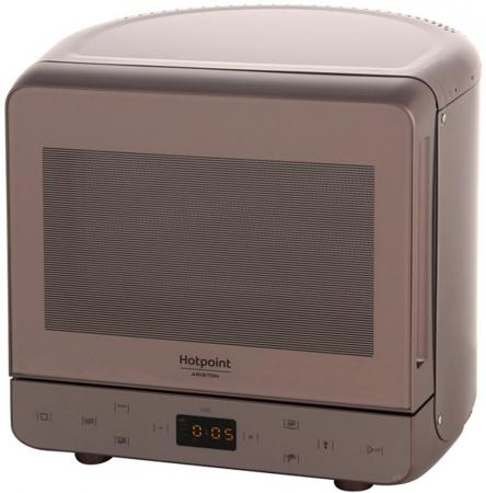 Микроволновая печь Ariston MWHA 13321 700 Вт коричневый микроволновая печь ariston mwha 2031 ms2 700 вт серебристый