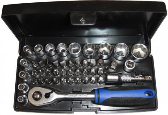 Набор головок UNIPRO 16745U торцевых 47предм. ящик для инструментов unipro 16923u