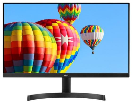Монитор 27 LG 27MK600M-B черный IPS 1920x1080 250 cd/m^2 5 ms HDMI VGA Аудио lg ms 2024j
