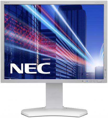 NEC 21'' P212 LCD S/Wh ( 24/7; IPS; 4:3; 440cd/m2; 1500:1; 8ms; 1600x1200; 178/178; D-sub; DVI-D; HDMI; DP; USB; HAS 150 mm; Swiv 45/45; Tilt; Pivot; Spk 2х1W ) монитор 21 nec p212 bk