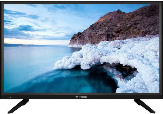 Телевизор LED 32 Irbis 32S30HD106B черный 1366x768 50 Гц Разьем для наушников VGA USB HDMI телевизор led 24 fusion fltv 24a100t черный 1366x768 usb hdmi ci slot vga разьем для наушников