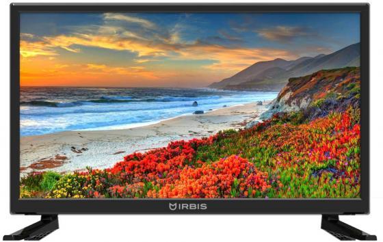 Телевизор 20 Irbis 20S30HA102B черный 1366x768 50 Гц HDMI USB VGA Разьем для наушников RCA телевизор led 24 fusion fltv 24a100t черный 1366x768 usb hdmi ci slot vga разьем для наушников