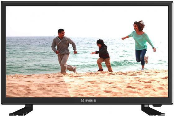 "Телевизор 22"" Irbis 22S30FA103B черный 1920x1080 Разьем для наушников RCA VGA USB HDMI irbis tw35 клавиатура usb"
