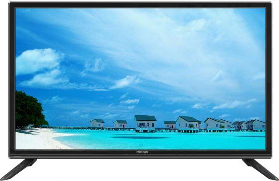 "Телевизор LED 19"" Irbis 19S30HA101B черный 1366x768 50 Гц HDMI Разьем для наушников RCA VGA USB irbis tw35 клавиатура usb"