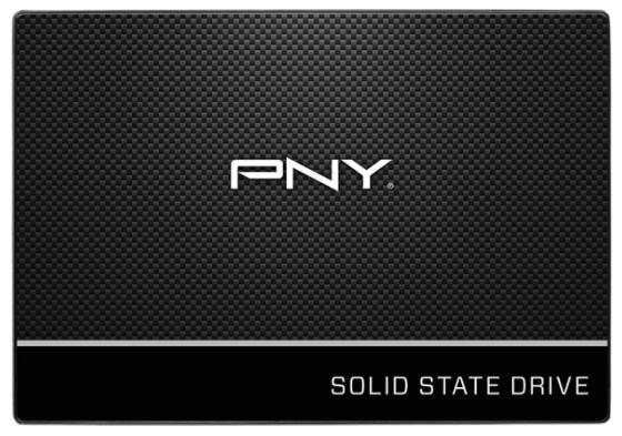 "PNY CS900 Series SATA-III 480Gb 2,5"", TLC, R550/W470 Mb/s, MTBF 2M (Retail) все цены"