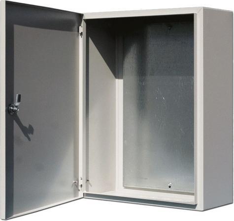 Щит DEKRAFT 30602DEK метал. навес. с монтаж. панелью 500х400х220мм ip54