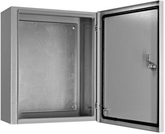 Щит RUCELF ЩМП-05 IP54 с монтажной панелью 400х400х155мм щит rucelf щмп 04 ip54