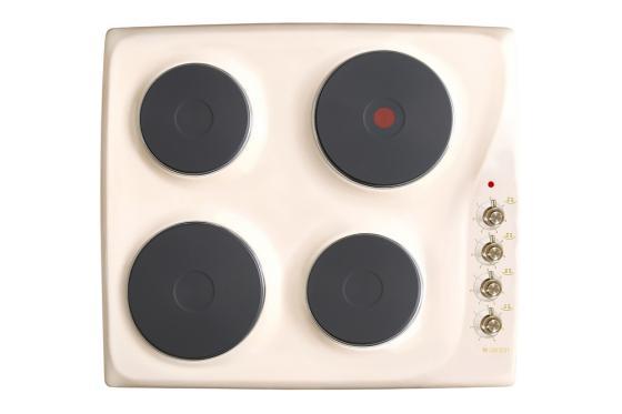 Варочная панель электрическая Gefest 3210 К55 бежевый варочная панель электрическая gefest 3210 к81