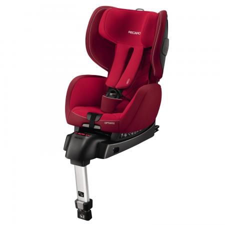 Автокресло Recaro OptiaFix (indy red) автокресло recaro recaro автокресло optiafix performance black черное