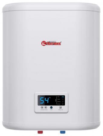 Водонагреватель Thermex Flat Plus IF 30 V (pro) 2кВт 30л электрический настенный водонагреватель накоп thermex is 30л
