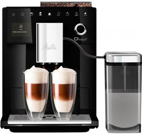 Кофемашина Melitta Caffeo CI Touch 1450Вт черный недорого