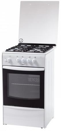Газовая плита TERRA GM 1413-002 W белый цена