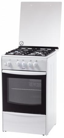 Газовая плита TERRA GM 1413-005 W белый платье на студенческий бал cinderella w 005