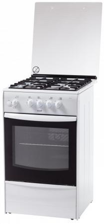 Газовая плита TERRA GM 1413-004 W белый утюг электролюкс 8060
