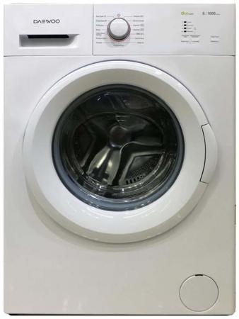 Стиральная машина DAEWOO WMD-R610A1 белый стиральная машина с сушкой daewoo wmc hwf12sp